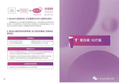 【转发】卵巢癌抗癌手册(4-6)
