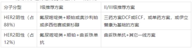 FireShot Capture 519 - 国内胃癌药物:新药不多,传统化疗药地位稳固 - mp.weixin.qq.com.png