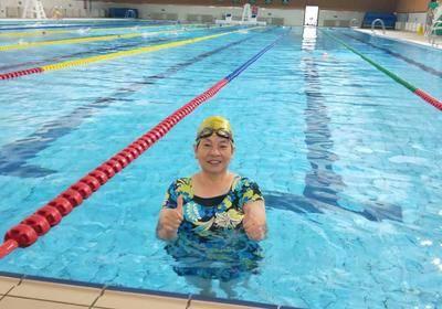 抗癌日记:游泳解决难言之隐